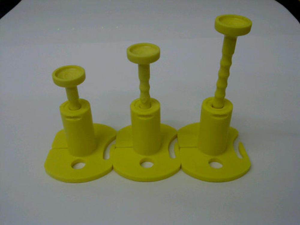 Range Master S-Tee adjustable height tee addd to tees