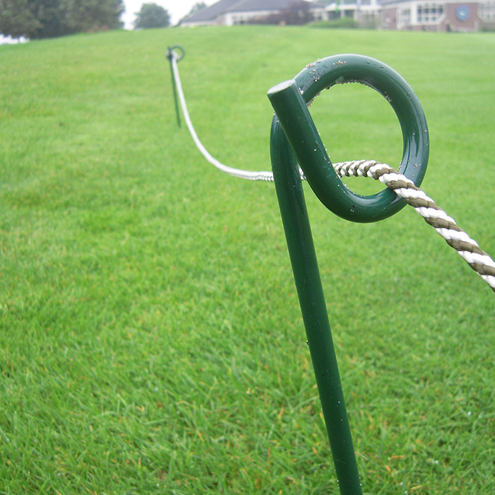 Barrier Hoops And Rope Stakes Range Master Golf Services Ltd