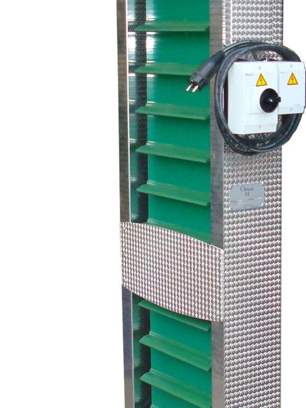 Vertical Elevator AL10 Alluminium